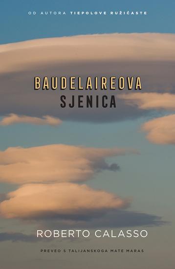 Baudelaireova sjenica - cover