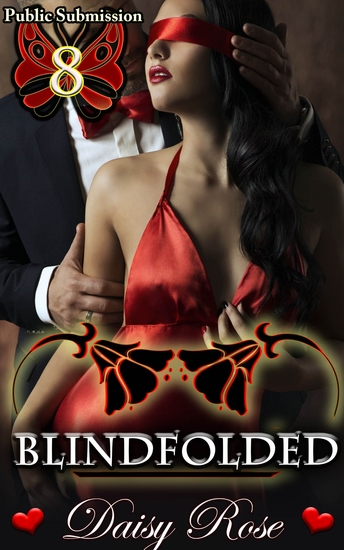 "Blindfolded - Book 8 of ""Public Submission"" - cover"