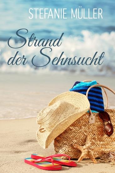 Strand der Sehnsucht - Urlaubsbuch - cover