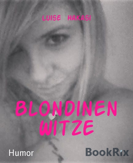 Blondinen Witze - cover