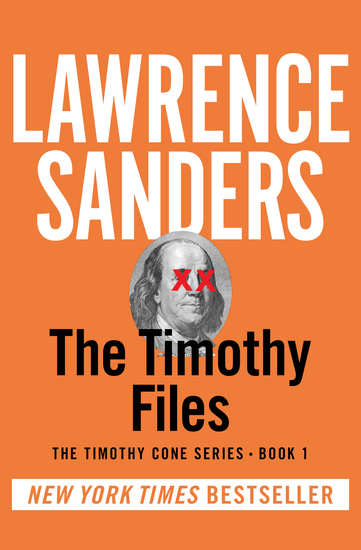 The Timothy Files - cover