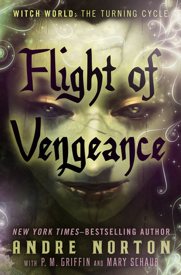 Flight of Vengeance - cover