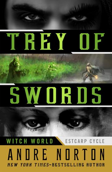 Trey of Swords - cover