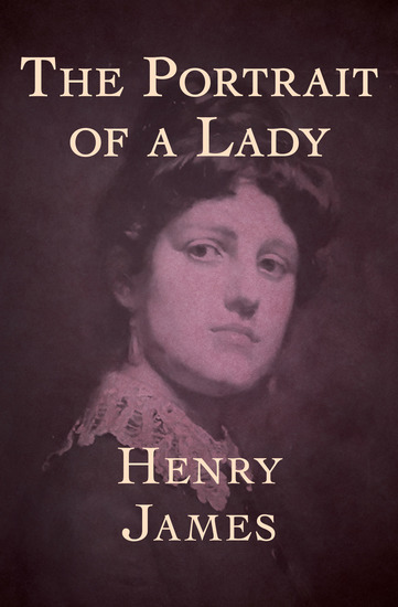 The Portrait of a Lady - cover