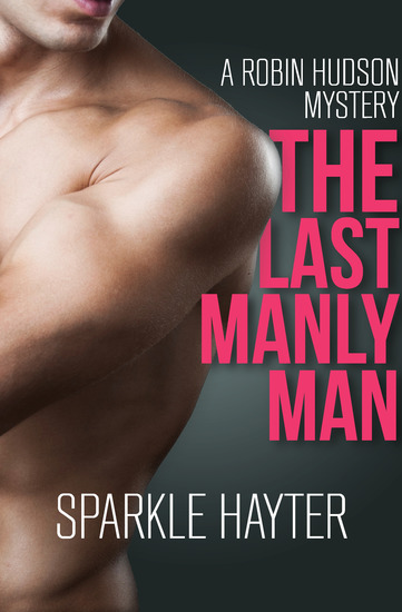 The Last Manly Man - cover