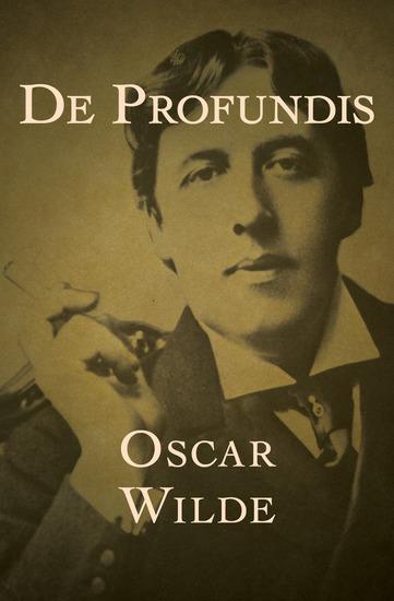 De Profundis - cover