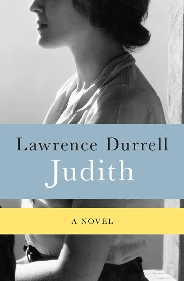Judith - A Novel - cover