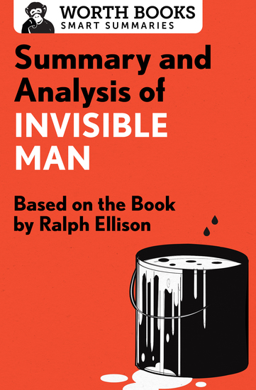 a review of the book invisible man by ralph ellison Invisible man is a novel by ralph ellison, published by random house in 1952 it addresses many of the social and intellectual issues facing african americans early in the twentieth century, including black nationalism , the relationship between black identity and marxism , and the reformist racial policies of booker t washington , as well as issues of individuality and personal identity.