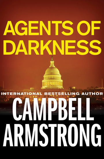 Agents of Darkness - cover