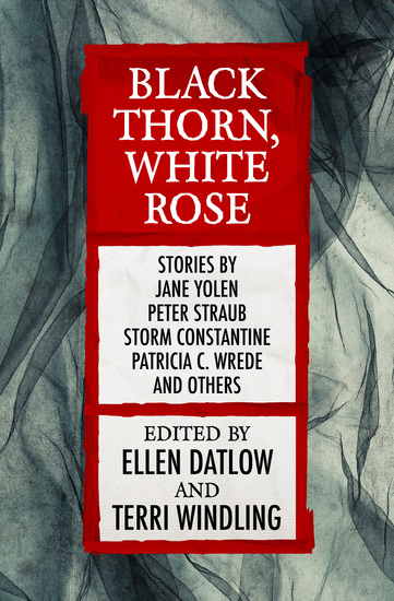 Black Thorn White Rose - cover