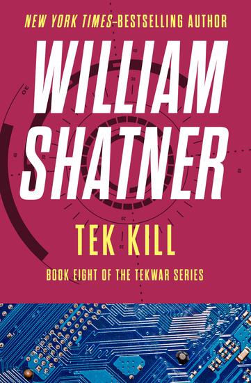 Tek Kill - cover