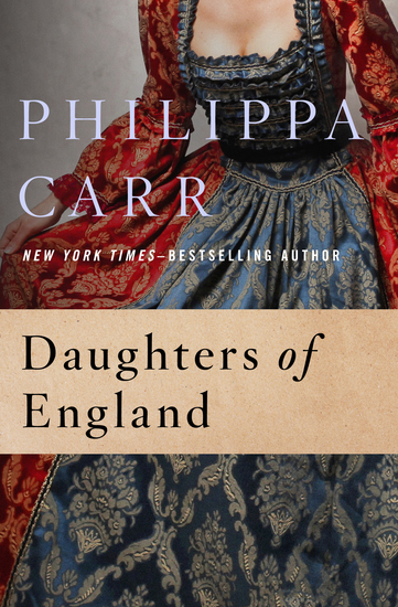 Daughters of England - cover