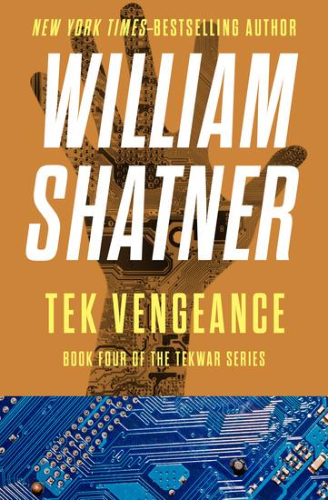 Tek Vengeance - cover