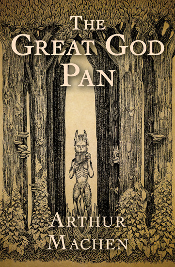 The Great God Pan - cover