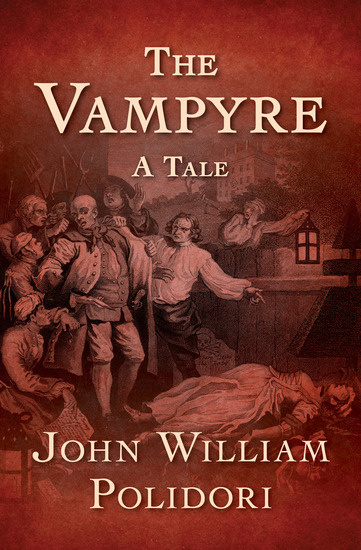 The Vampyre - A Tale - cover