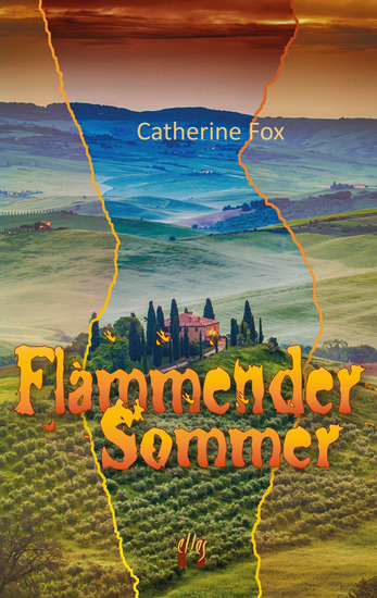 Flammender Sommer - Liebesgeschichte - cover