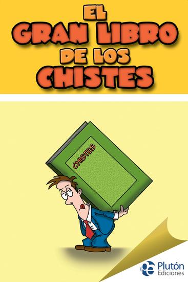 El gran libro de los chistes - cover