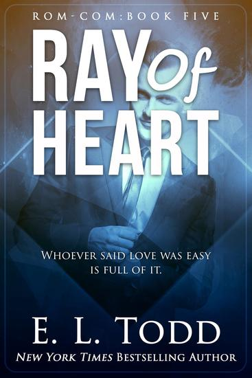 Ray of Heart - Ray #5 - cover