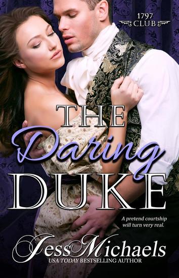 The Daring Duke - The 1797 Club #1 - cover