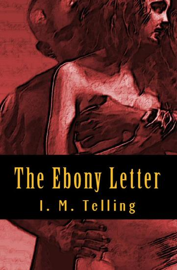 The Ebony Letter - cover