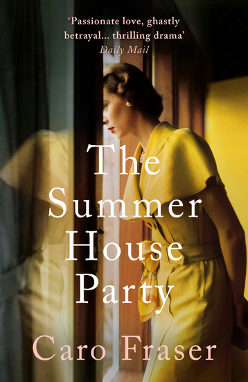 The Summer House Party - cover