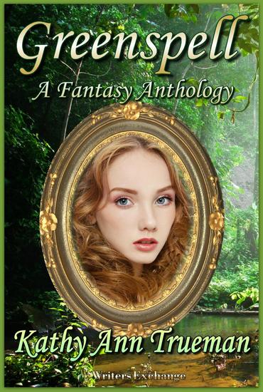Greenspell: A Fantasy Anthology - cover