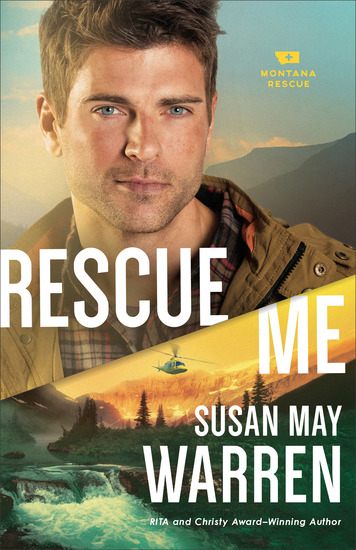 Rescue Me (Montana Rescue Book #2) - cover