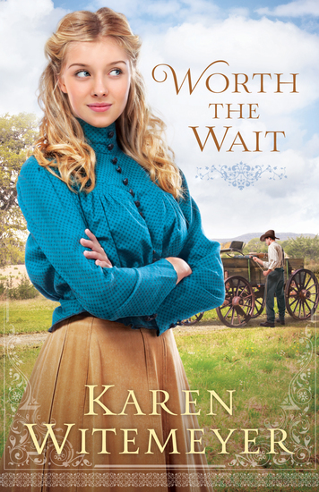 Worth the Wait (Ladies of Harper's Station) - A Ladies of Harper's Station Novella - cover