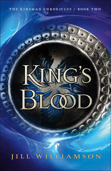 King's Blood (The Kinsman Chronicles Book #2) - cover