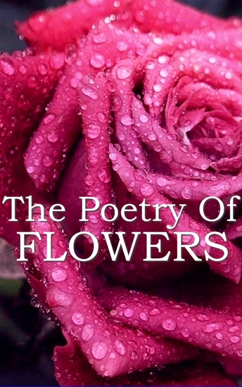 The Poetry Of Flowers - cover