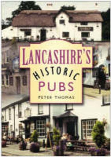 Lancashire's Historic Pubs - cover