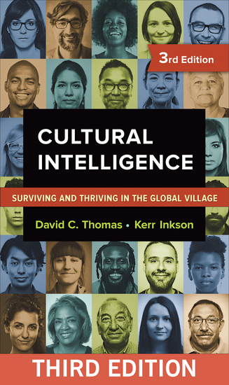Cultural Intelligence - Surviving and Thriving in the Global Village - cover