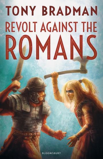 Revolt Against the Romans - cover