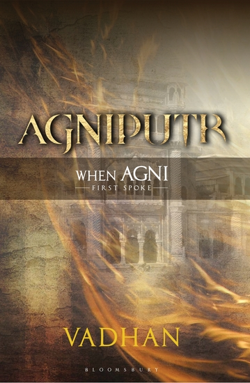 Agniputr - When Agni First Spoke - cover