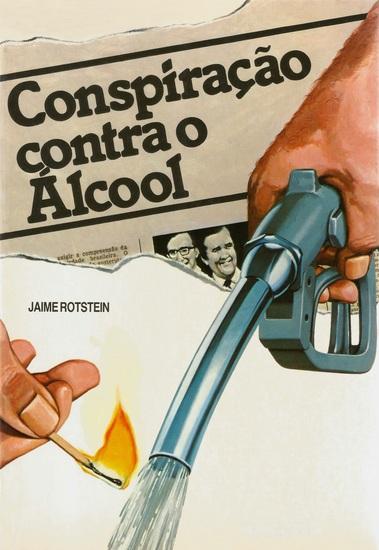 Conspiração contra o álcool - cover