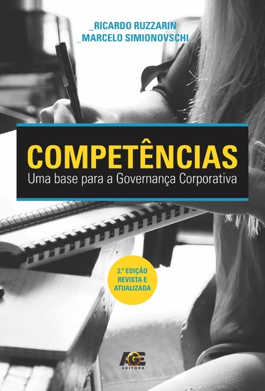 Competências - Uma base para a governança corporativa - cover