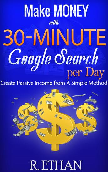 How to make money with Google Search - cover