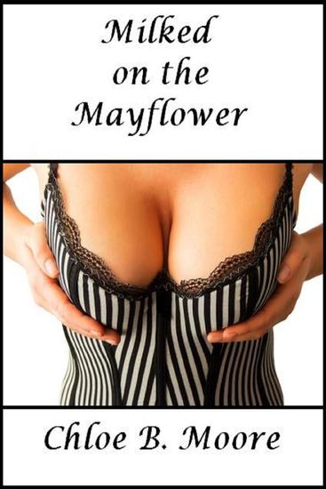 Milked on the Mayflower - cover
