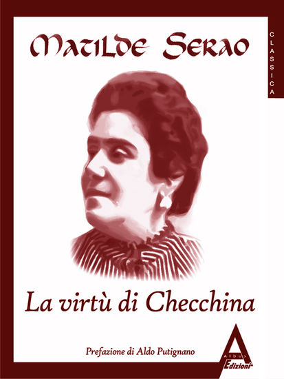 La virtù di Checchina - cover