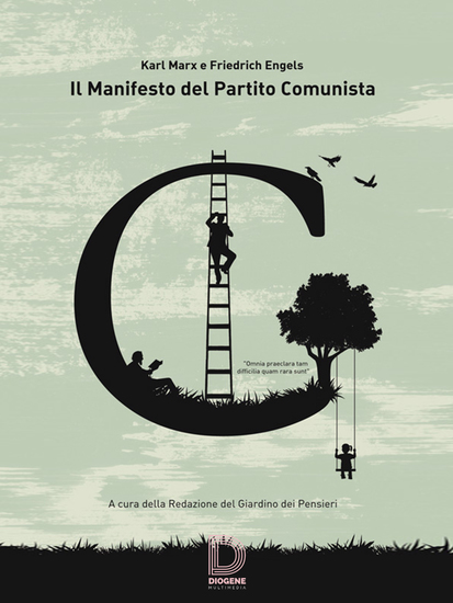 Il Manifesto del Partito Comunista - Guida Manifesto e Dizionario - cover