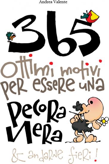 365 ottimi motivi per essere una pecora nera - E andarne fieri - cover