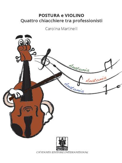 Postura e Violino - Quattro chiacchiere tra professionisti - cover
