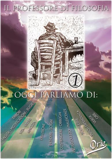 Il Professore di Filosofia - Poesie - cover