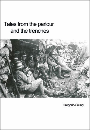 Tales from the parlour and the trenches - cover