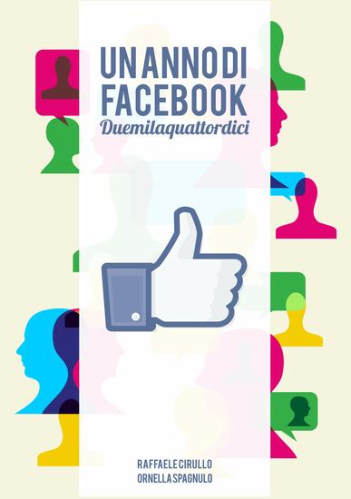 Un anno di Facebook - cover