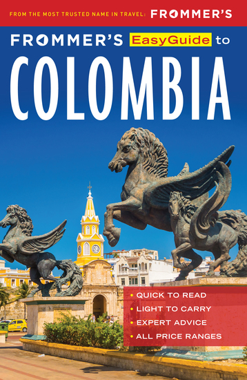 Frommer's EasyGuide to Colombia - cover