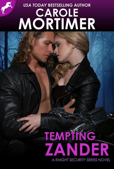 Tempting Zander (Knight Security 4) - Knight Security - cover