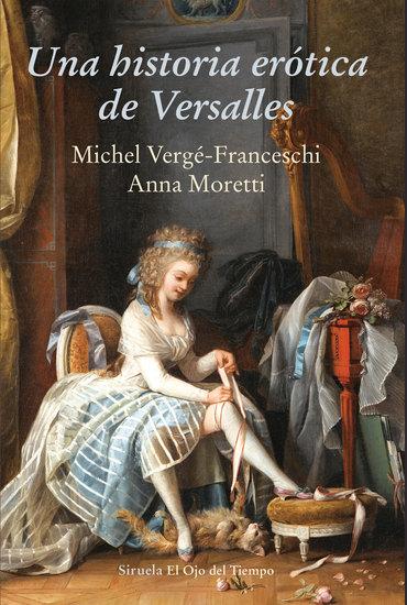 Una historia erótica de Versalles - cover
