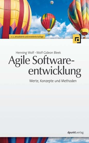Agile Softwareentwicklung - Werte Konzepte und Methoden - cover