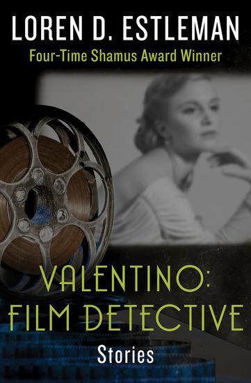 Valentino: Film Detective - Stories - cover